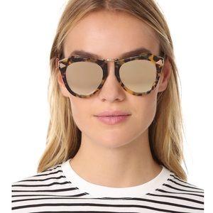 $300~KAREN WALKER~One Orbit Superstars Sunglasses!